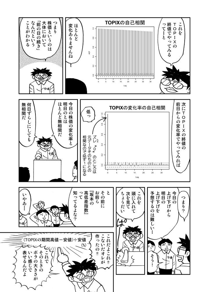 思い出せ!坂本の高低差指数