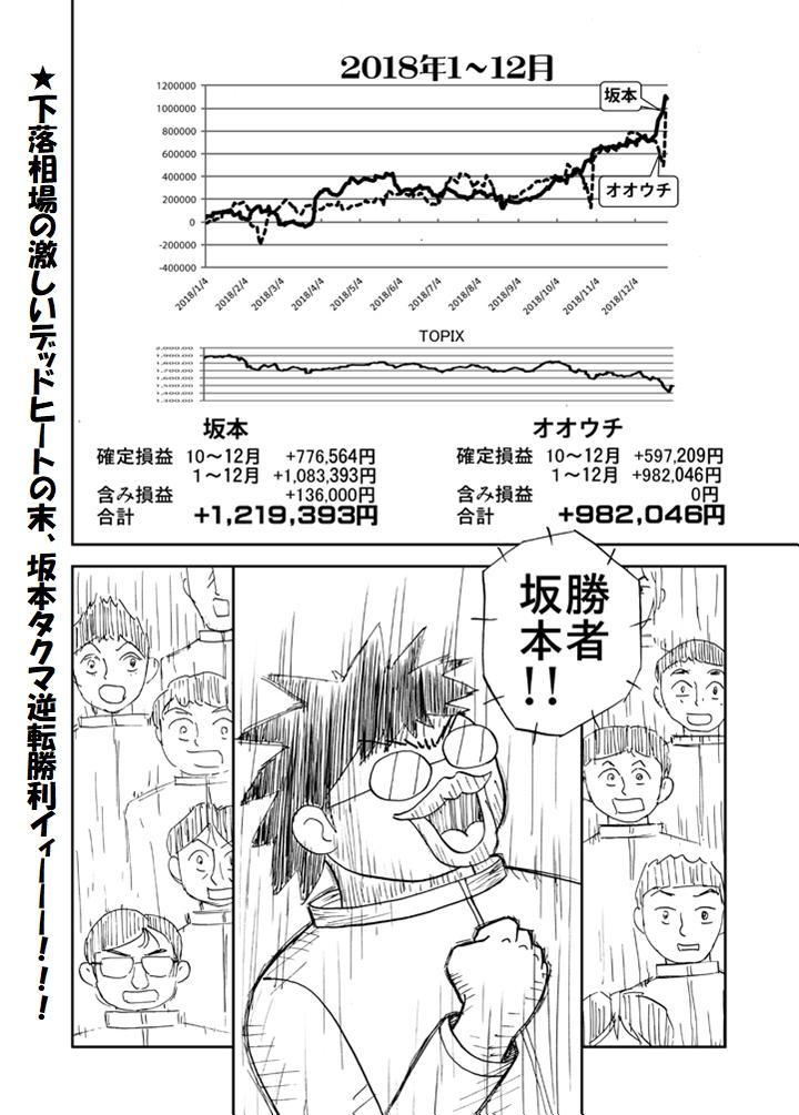 坂本タクマ逆転勝利!!